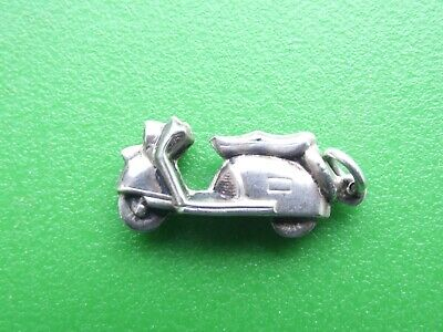 £11.99 • Buy Vintage Sterling Silver Charm Scooter