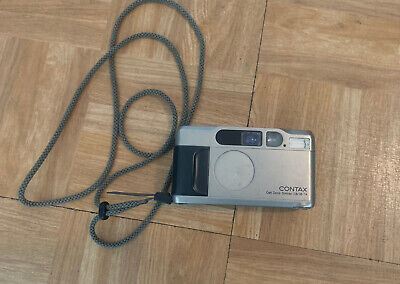 $ CDN846.95 • Buy Contax T2 Point & Shoot 35mm Film Camera From JAPAN. No Auto Focus