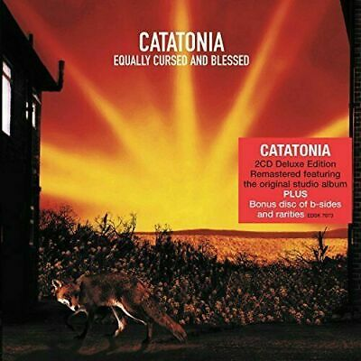 £5.99 • Buy CATATONIA – EQUALLY CURSED AND BLESSED DELUXE 2CDs REMASTERED (NEW) INC B-SIDES