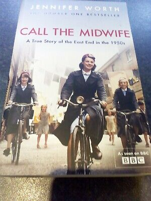 Call The Midwife By Jennifer Worth New Paperback Book • 5£