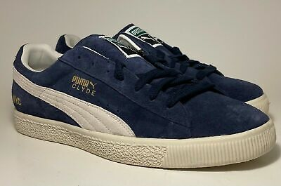 2005 PUMA Clyde  Chase  No. 1 New York US 11 - DEADSTOCK Suede States • 144.05£