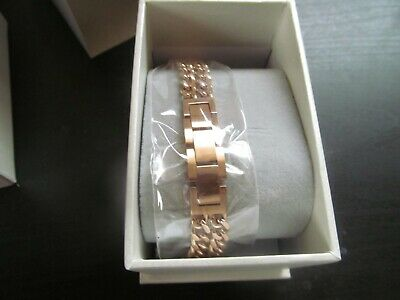 AU16.56 • Buy Seraph Gear Rose Gold Color Metal  Watch Band Strap For Fitbit Alta & Alta HR