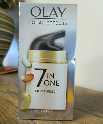 AU12.87 • Buy NEW!! Olay Total Effects 7 In ONE Anti- Aging Moisturizer 1.7 Oz (1659)