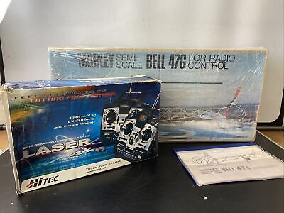 £999.99 • Buy Bell 47 G Vintage Morley Helicopter, New In Box