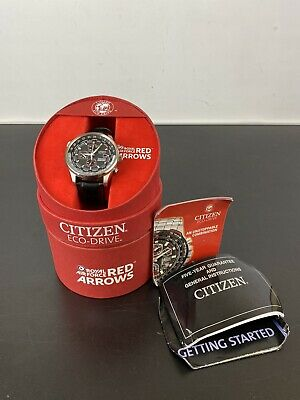 £199.99 • Buy Citizen Eco-Drive - Royal Air Force Red Arrows Watch With Case
