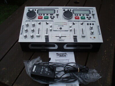 £230 • Buy Numark Cd Mix Mp3 Cd Mixer Combi Unit - Clean Used Condition-  Only £230