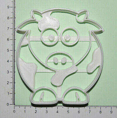 £4.99 • Buy Cow Cookie  Cutter 3d Printed