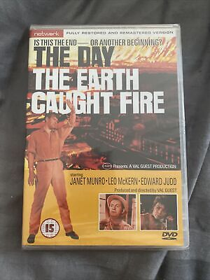 £7.99 • Buy The Day The Earth Caught Fire - DVD
