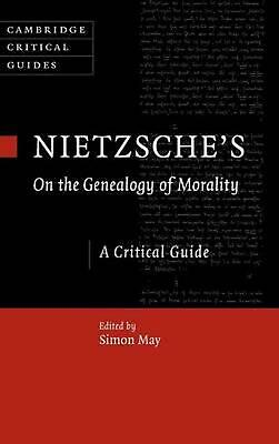 £83.94 • Buy Nietzsche's On The Genealogy Of Morality: A Critical Guide By Simon May (English