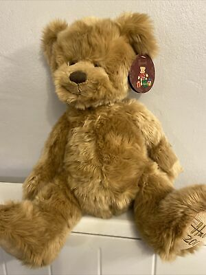 2007 Harrods Christmas Teddy Bear  - Collectable. With Tags. • 5£