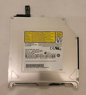 $11.85 • Buy Apple Macbook Pro 13  A1278 2009 2010 DVD-RW Super Drive W/ Cable