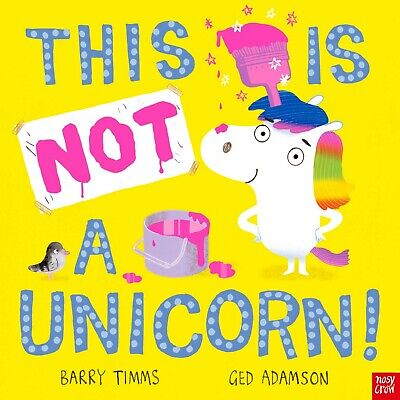 £4.79 • Buy This Is NOT A Unicorn! By Barry Timms NEW Paperback - BOOK