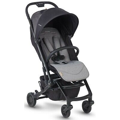 £150 • Buy Micralite Profold Compact Baby Stroller Pushchair Carbon ML208.CB