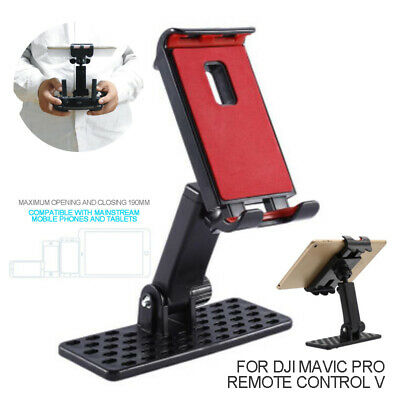 AU16.64 • Buy Mobile Phone Tablet Clamp Holder Bracket Stand For DJI Mavic Pro Remote Control