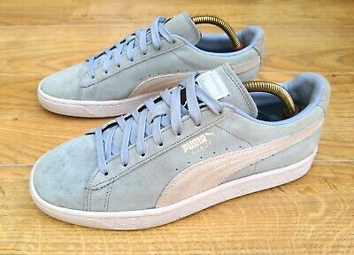 Puma Suede - Baby Blue /Powder Blue Mens Size UK 8 Clyde  • 39.99£
