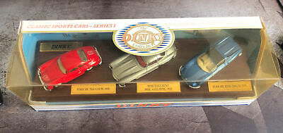 £19.99 • Buy THE DINKY COLLECTION - Classic Sports Cars Series 1. Model No. DY-902