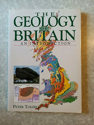 £12 • Buy The Geology Of Britain: An Introduction - Toghill - LIKE NEW