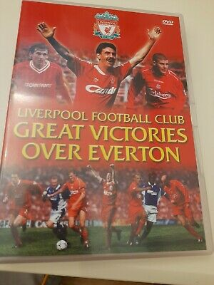 Liverpool Football Club Great Victories Over Everton • 3£