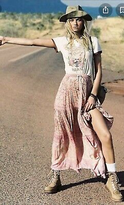 AU200 • Buy Spell And The Gypsy Ponciana Skirt Cotton Candy XS