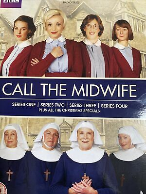 Call The Midwife Box Set Series 1-4 Plus Christmas Specials • 2.16£