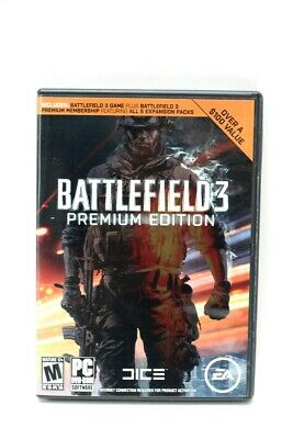 £9.45 • Buy Battlefield 3 Premium Edition PC DVD-ROM With 5 Expansion Packs