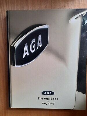 £18 • Buy The Aga Book By Mary Berry (Hardcover, 1996)