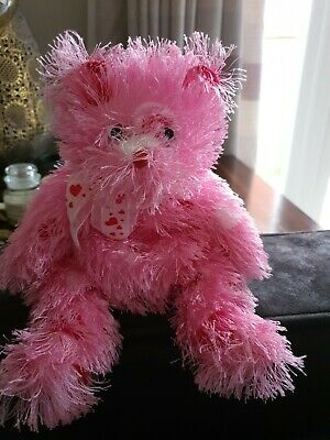 £14 • Buy Ty Plush Punkies Collection Retired Hugz 14 Inch Pink
