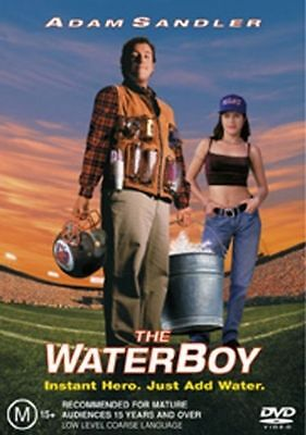 AU13.49 • Buy The Waterboy : Adam Sandler : NEW DVD