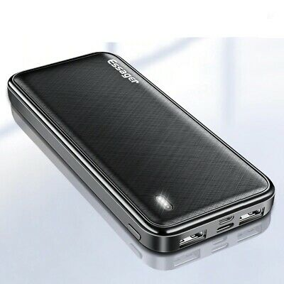 AU20.38 • Buy 100000mAh Power Bank Portable Charging External Battery Charger Pack For Phones