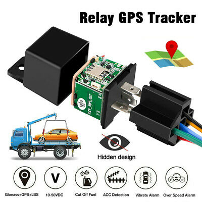 £14.99 • Buy UK Car Tracking Relay GPS Tracker Locator Remote Control Power Cut Off System