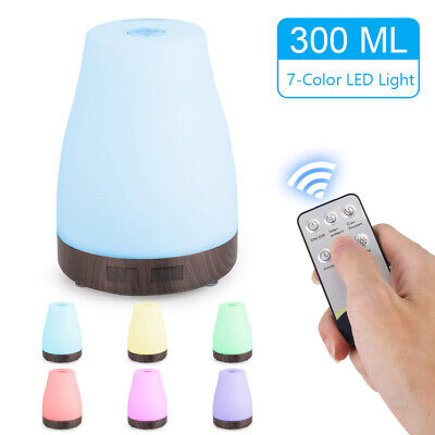 AU12.99 • Buy 3000ML Aroma Aromatherapy Diffuser LED Oil Ultrasonic Air Humidifier Purifier