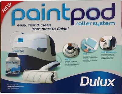 Dulux Paint Pod Roller System Brand New, Unused & Boxed • 35£