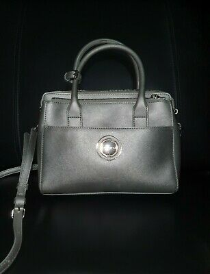AU70 • Buy Oroton Handbag - Stunning Silver Handbag - With Adjustable Strap