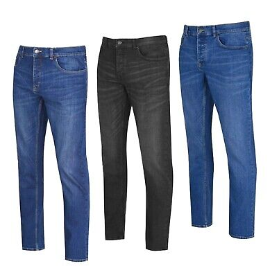 £31.99 • Buy Mens Lee Cooper Comfortable Stylish Regular Jeans Sizes Waist From 30 To 40