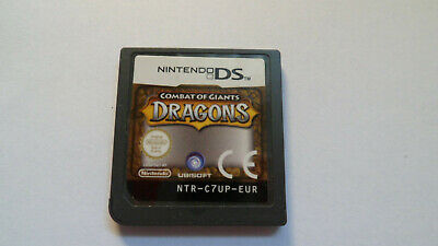 £2.35 • Buy Combat Of Giants: Dragons Nintendo Ds Game Game Only