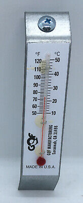 $ CDN14.47 • Buy NEW GQF 0490 Best Box Brooder Pen Thermometer (50-120 Degrees F.) - Made In USA
