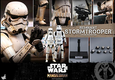 $ CDN340 • Buy Hot Toys Tms011 The Mandalorian Remnant Stormtrooper 1/6 Figure Sealed