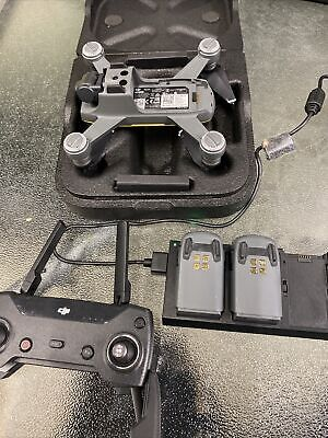 AU429 • Buy DJI Spark MM1A Drone #241885 With GL100A Controller & Spark Battery Charging HUB