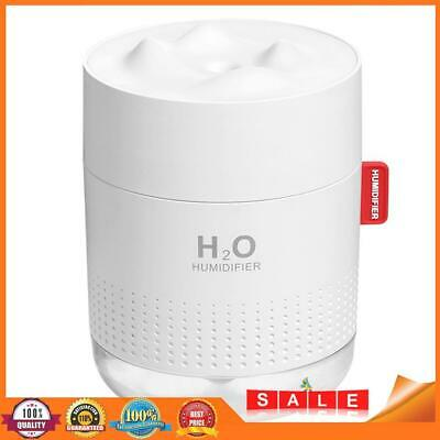 AU18.90 • Buy 500ml 7 Color LED Ultrasonic USB Humidifier Essential Oil Diffuser (White) A#S