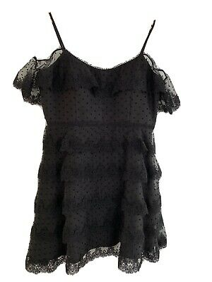 AU59 • Buy Forever New Black Lace Cocktail Dress (Size 16) *Great Condition!*