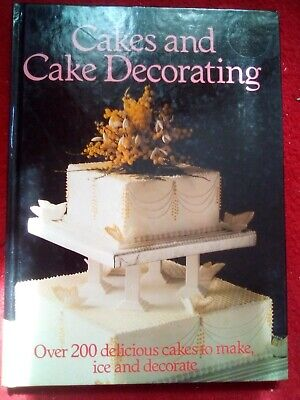 Cakes And Cake Decorating Cookbooks • 0.99£