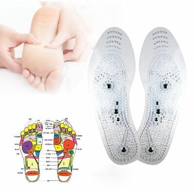 $ CDN9.70 • Buy Slimming Insoles Massage Mindinsole For Women Men Acupressure Magnetic Therapy