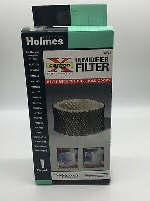 $ CDN17 • Buy Holmes Humidifier Filter HWF62 Carbon X With Microban NEW
