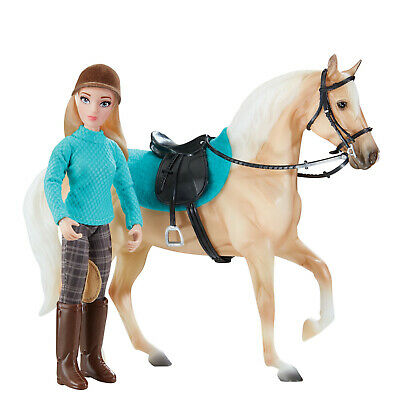 £23.99 • Buy Breyer 62022 Heather English Rider Classics 1:12 Scale Fully Poseable DOLL ONLY