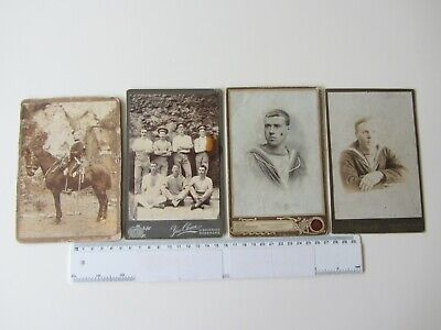 £22 • Buy 4  X Military Cabinet Cards