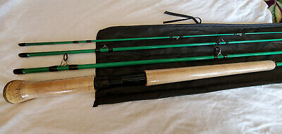 $ CDN1.20 • Buy 11ft 3/4wt 4 Sections Fly Rod (Aqua Green)
