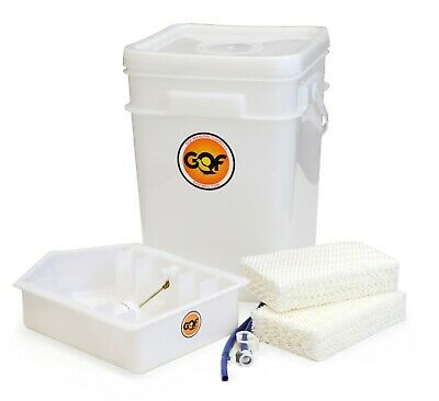 $ CDN99.12 • Buy NEW GQF 3030 Water Reserve System For Cabinet Incubators - 5 Gallon Tank Hose