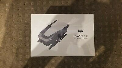 AU699 • Buy DJI Mavic Air - Onyx Black - Fly More COMBO - NEW & SEALED - NEVER USED -