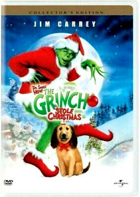 £1.99 • Buy [DISC ONLY] How The Grinch Stole Christmas [DVD] [2000] [Region 1] [US Import]