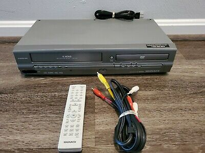 $ CDN83.43 • Buy Magnavox DVD/VCR Player Model MWD2205 W/RCA Cables - Tested & Working